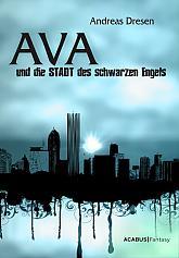 Ava und die STADT des schwarzen Engels Cover