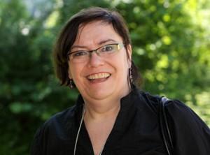 Die Autorin Ju Honisch