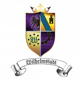 Wappen der Stadt Wilhelmstadt