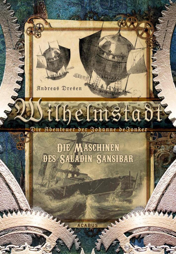 Cover - Wilhelmstadt