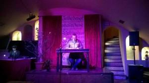 Andreas Dresen auf der Bühne im CommonSense