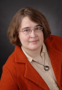 Die Autorin Maja Ilisch